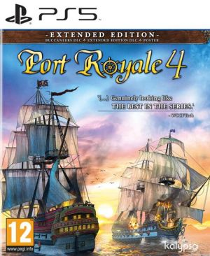 Port Royale 4 - Extended Edition (PS5)