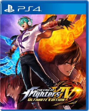 The King of Fighters XIV - Ultimate Edition (PS4)