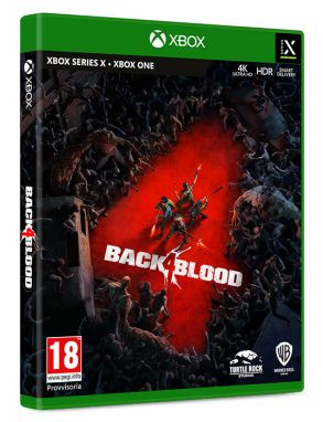 Back 4 Blood + Beta + Bonus OMAGGIO! (Xbox One) (Xbox Series X)