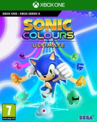 Sonic Colours: Ultimate (Xbox One) (Xbox Series X)