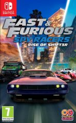 Fast & Furious: Spy Racers Il ritorno della SH1FT3R (Switch)