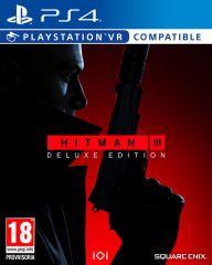 HITMAN 3 - Deluxe Edition + Gadget OMAGGIO! (PS4)