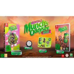 Oddworld Munchs Oddysee - Limited Edition (Switch)