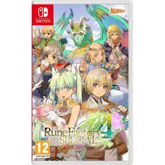 Rune Factory 4 - Special (Switch)