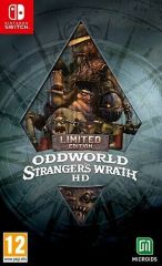 Oddworld: Strangers Wrath HD - Limited Edition (Switch)