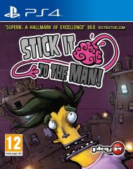 Stick It To The Man (PS4)