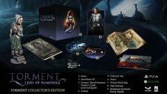 Torment: Tides of Numenera - Collectors Edition (PS4)